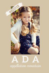 baby name Ada