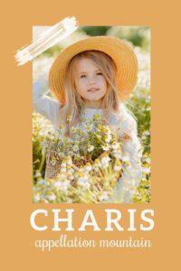 baby name Charis