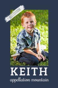 baby name Keith