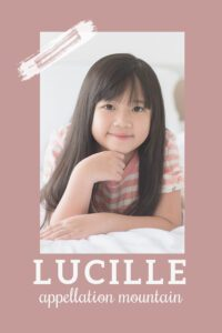 baby name Lucille