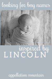 NH: Names like Lincoln