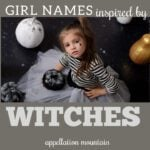 Bewitching Witch Names for Halloween
